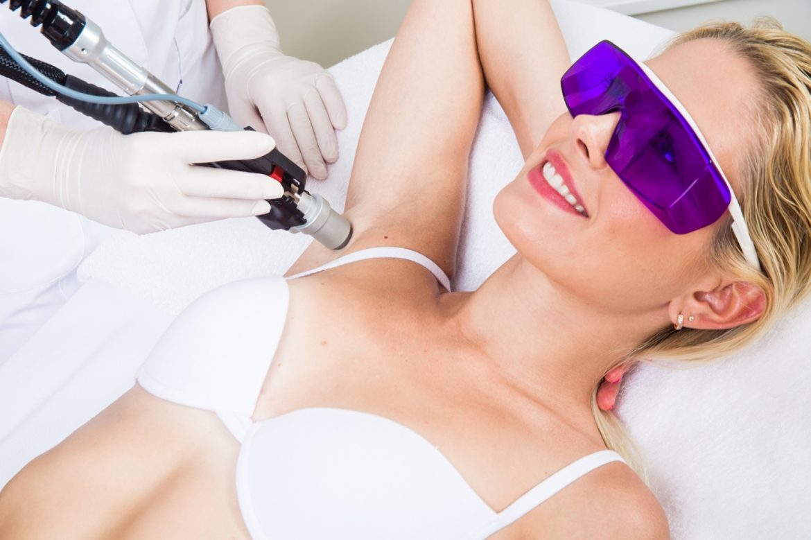 Painful epilating? Pick up laser technique and enjoy the process of hair removal