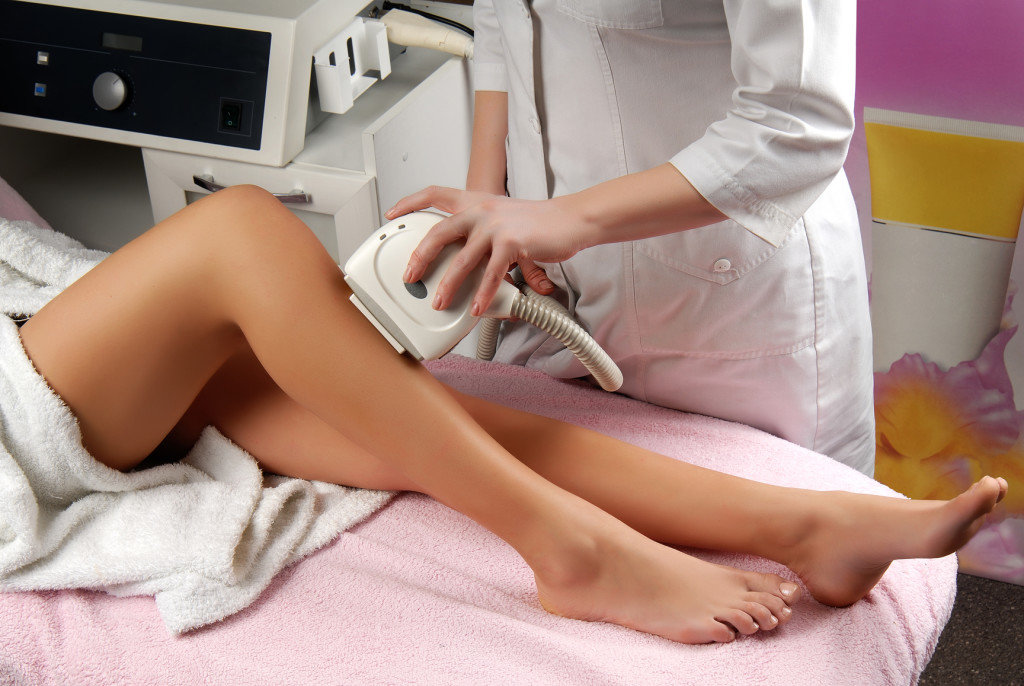 When should hair removal procedure be provided? The most preferable periods