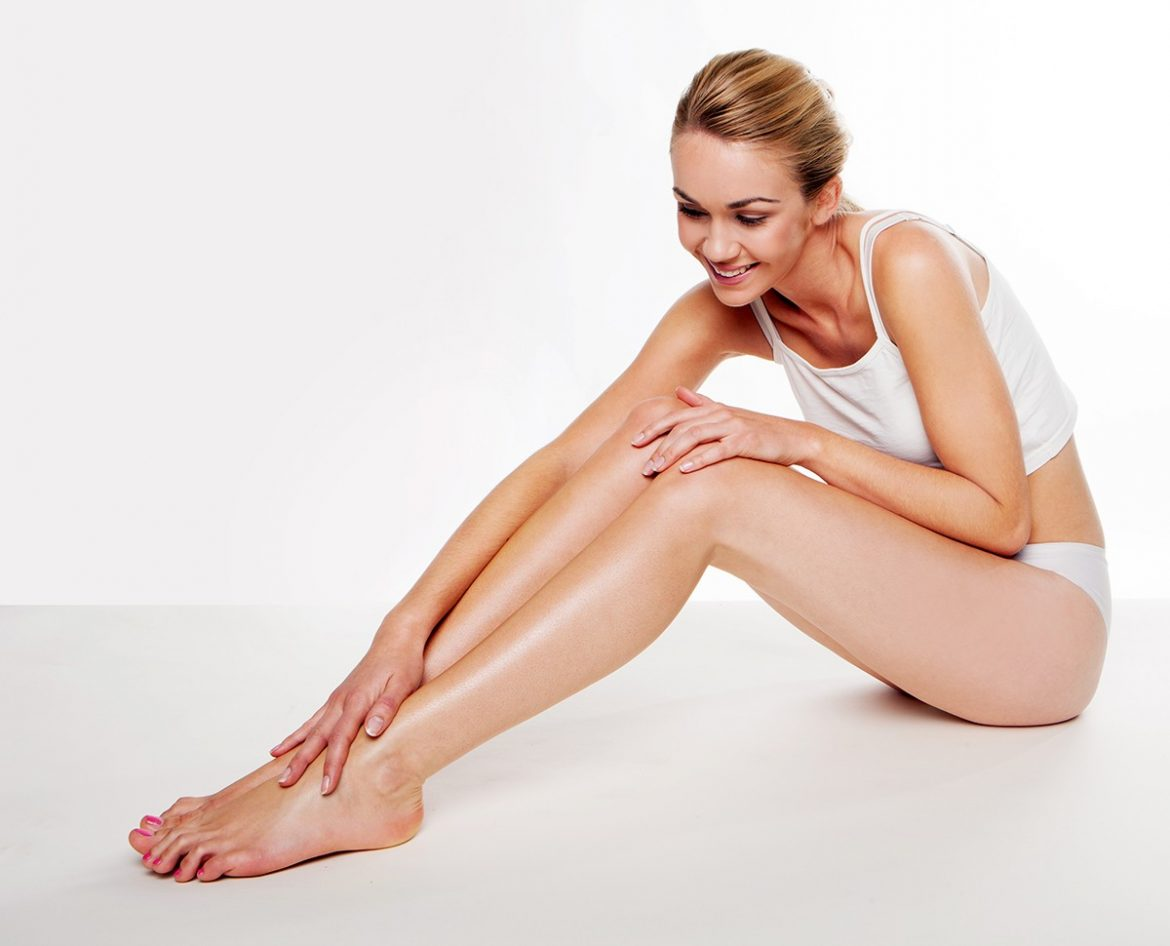 Three steps to get your skin smooth forgetting about unwanted hair
